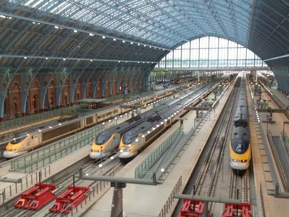 Case study: Paddington Underground Station