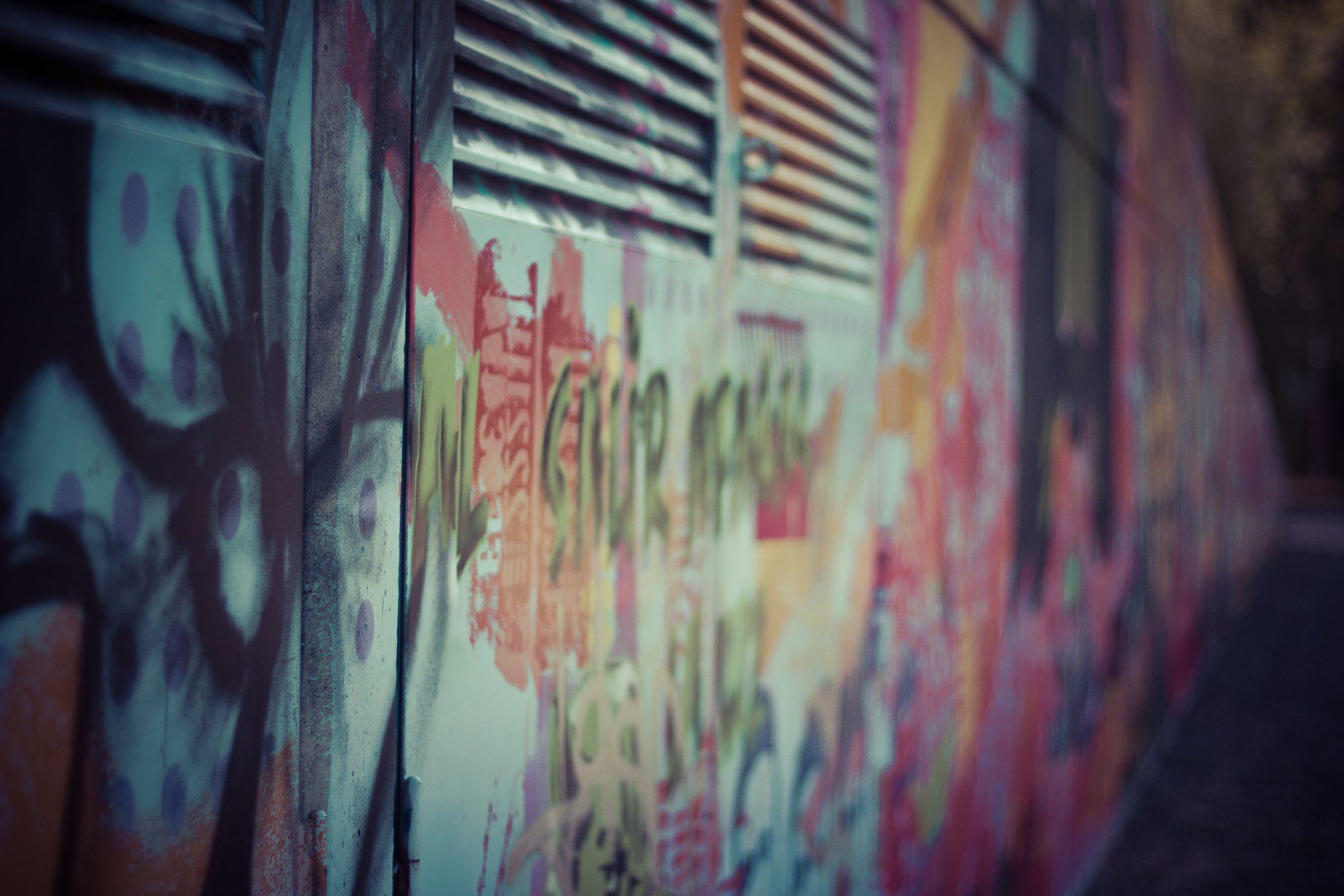 How to Remove Graffiti Tips and Tricks - Taskforce UK Ltd